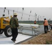 High performance polyester spunbond geotextile landscape fabric , geotextile separator Manufactures