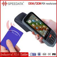 0.1m Middle Range Low Frequency Rfid Reader Integrated Data Collection Terminal for sale