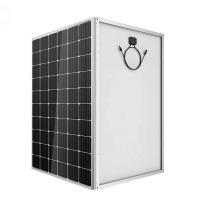 PV Solar Module Mono Solar Panel 200w For Solar System Home Equipment Black Manufactures