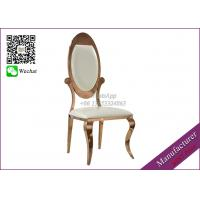 China Oval Back Wedding Event Gold Chair For Sale From Factory (YS-44) on sale