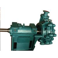 Electric Fuel Ash Slurry Pump , Mining Slurry Pump Singe Stage Motor Power Manufactures