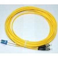 ST-LC Duplex Single Mode Fiber Optic Patch Cord Manufactures
