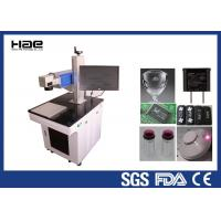 Air Cooling UV Laser Marking Machine 800W For Metal / Non Metal Marking Manufactures