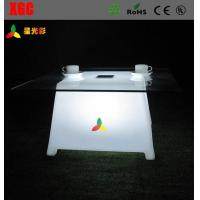Led irregular glass table ,Luxury Outdoor Table Set Led Chairs and Tables for Sale Led Furniture China Manufactures