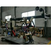 PPR Plastic Pipe Extrusion Line , PE Single Screw Extruder Water Pipe Making