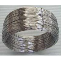 Quality ASTM Titanium / Titanium Alloy Wires Acid & Alkali Resistant For Industry Welding for sale