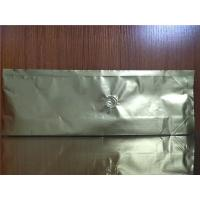 China Portable Custom Printed Coffee Bags Every Size Available Strong Sealing Strength on sale
