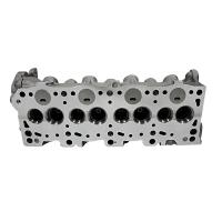 China 4 Cylinder 8 Valves Car Cylinder Head Auto Spare Parts For Mazda Engine R2 AMC 908740 on sale
