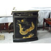 China Traditional Hall Wooden Consoles Table With Drawers Hand - Painting on sale
