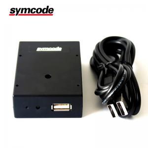 Industry 32Bit 1D Laser Fixed Mount Scanner Reader 650 - 670nm Light Source Manufactures