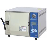 Table Top Autoclave Steam Sterilizer Fully Stainless Steel 20 24 Liter With Touch Type Key Manufactures