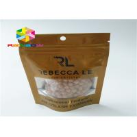 Small Ziplock Packing Bags , Aluminium Foil Pouch For Herbal Incense Energy Pills Manufactures