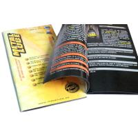 China Brochure printing / Color Booklet Printing Service with foil-stamping Art / Fancy Paper on sale