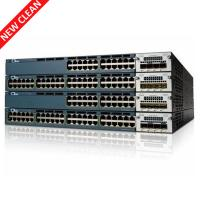 China 24 Port Cisco Gigabit Switch Layer 3 WS-C3560X-24T-E Catalyst 3560 Series on sale