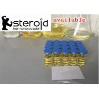 China Tri Test 400 Mg / Ml Legal Injectable Steroids Solution , Bodybuilding Anabolic Steroids on sale