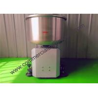 Electric Auto Bakery Dough Mixer Stainless Steel Bowl Operated Simultaneously Manufactures