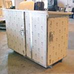 Telecom Battery Cabinet (SKB-001) IP55 outdoor Weatherproof Manufactures