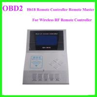 H618 Remote Controller Remote Master For Wireless RF Remote Controller Manufactures