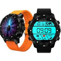 China ODM New Outdoor Rugged Smart Watch Mobile Phone OLED Screen With IP67 Waterproof on sale