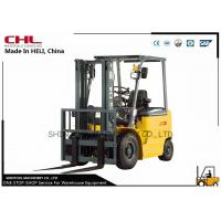 China 1.8 Ton Capacity Narrow Aisle Electric Forklift Truck for Moving Cargo on sale