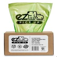 Corn Starch Based PLA Compostable Dog Poop Disposal Bag 100% Biodegradable Type Manufactures