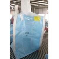 TYPE D conductive blue PP Jumbo Bags Anti-Sift For Chemical Powders Manufactures
