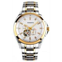 China Stainless Steel Skeleton Men's Mechanical Automatic Watch OEM on sale