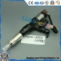 Hino 095000-6591 common rail injector , repair common rail injector denso 0950006591, injector assy fuel 095000 6591 Manufactures