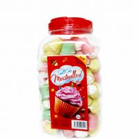 Mini Cake In Jar Nice Taste Marshmallow Sweets , Funny Shape And Colorful Manufactures