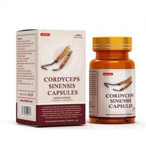 China Cordyceps Sinensis Capsules--Cordyceps Sinensis Extract --Increase Immune Function 086 on sale