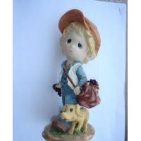 Polyresin Boy Statue Manufactures