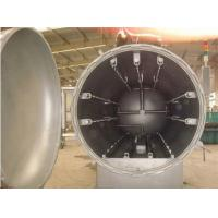 Full Sides Spray Autoclave Water Spray Retort For Packaged Food / Canned Food for sale