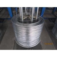 Hot-dipped Galvanized Iron Wire For Gabion Box Low Carbon Steel Q195 Manufactures