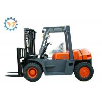 5 Ton Capacity FD50 Warehouse Lifting Equipment Forklift Material Handling Manufactures