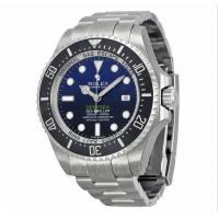Buy cheap Rolex Deepsea Deep Blue Dial Stainless Steel Mens Watch 116660BLSO from wholesalers