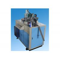 China Universal Paper Horn Forming Machine , Paper Horn Making Machine Low Noise Long Lasting on sale