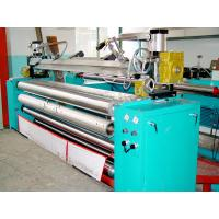 Fully Automatic UV Coating Machine Frequency Control For Cover Cloth Manufactures