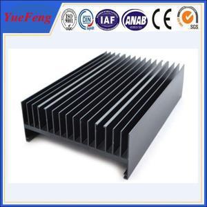 Hot! custom heatsink supplier, OEM aluminium profile for heatsinks Manufactures