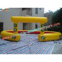 Car Race Track With High-Quality PVC Tarpaulin Inflatable Sports Games Race Track Manufactures