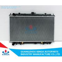Auto Aluminum Nissan Radiator for NISSAN B17C AT Efficient Engine Cooling Manufactures