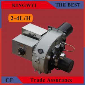 kingwei brand smallest 14-50kw waste oil burner uk/used oil burner uk Manufactures