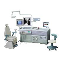ENT Treatment Unit Dental Clinic Equipments ENT Workstation With LCD Control System Manufactures