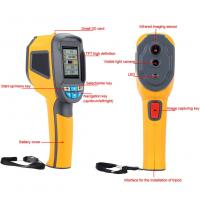 Digital IR Infrared Thermal Camera Handheld Thermal Imager For Hunting Tools Colorful Screen -20-300 Degree 32X32 Manufactures