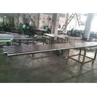 CK45 Hot Rolled Hard Chrome Plated Bar For Hydraulic Cylinder Manufactures