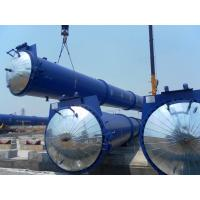 Industrial Insulated AAC Pressure Vessel Autoclave,Automatic Door Operator Manufactures