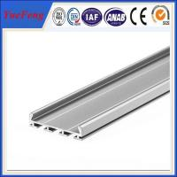 New! led street light aluminium heatsinks, led extrusions thin wall auminium extrusions Manufactures