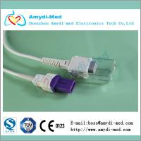 Lohmeier spo2 extension cable, rectangle 12 pins> DB9A Manufactures