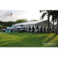 Customized Clear Span Tents for Events with Furniture/Floor/Cooling/Lighting Manufactures
