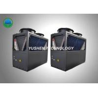 China 62 DBA Air Source Central Air Conditioner Heat Pump , Heating And Cooling Units on sale