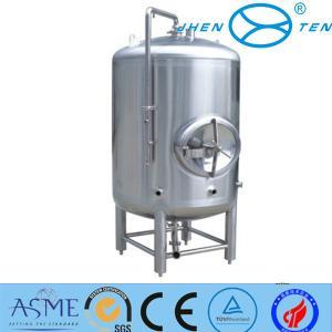 100 - 30000L Stainless Steel Fermenter Inox Beer Fermenting Vessel Manufactures